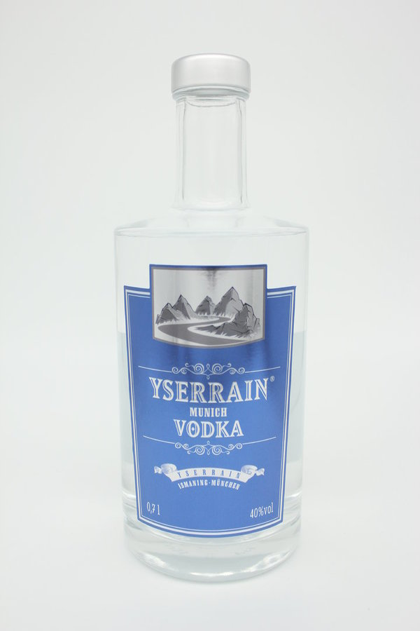 YSERRAIN® Munich Vodka 0,7 L  - 40 %